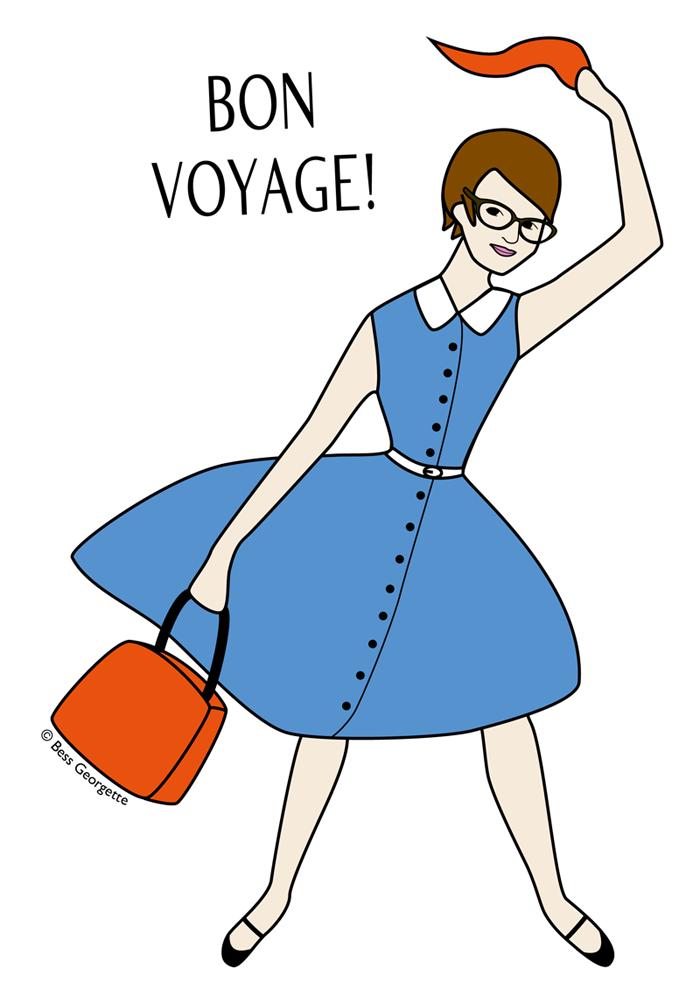 Bon Voyage Gif Pictures to pin on Pinterest